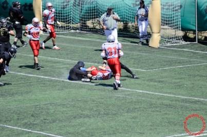 Crusaders Cagliari vs Dragons Salento, 48-0, 29 maggio 2011 134