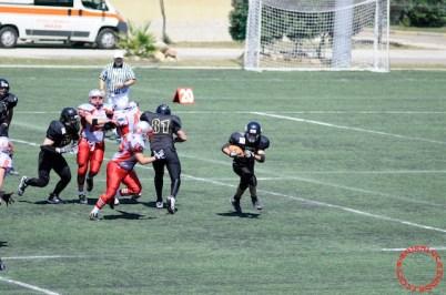 Crusaders Cagliari vs Dragons Salento, 48-0, 29 maggio 2011 146