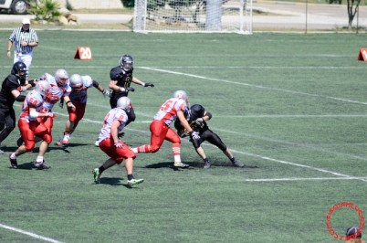 Crusaders Cagliari vs Dragons Salento, 48-0, 29 maggio 2011 147