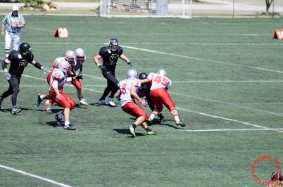 Crusaders Cagliari vs Dragons Salento, 48-0, 29 maggio 2011 148