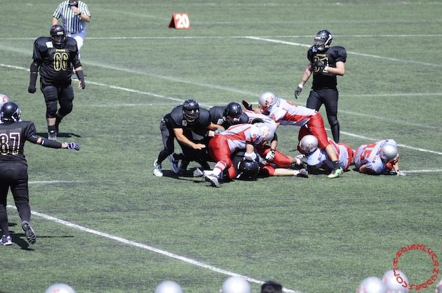 Crusaders Cagliari vs Dragons Salento, 48-0, 29 maggio 2011 149