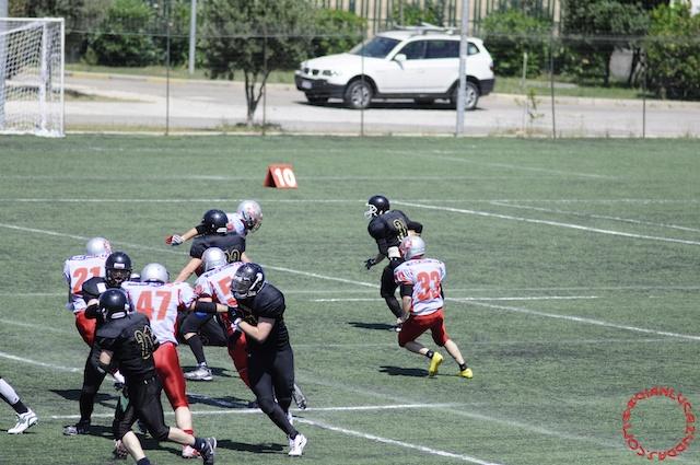 Crusaders Cagliari vs Dragons Salento, 48-0, 29 maggio 2011 152