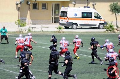 Crusaders Cagliari vs Dragons Salento, 48-0, 29 maggio 2011 153