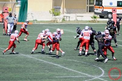 Crusaders Cagliari vs Dragons Salento, 48-0, 29 maggio 2011 154