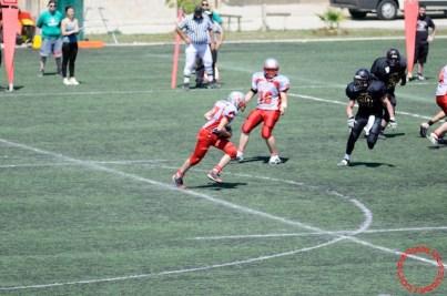 Crusaders Cagliari vs Dragons Salento, 48-0, 29 maggio 2011 156