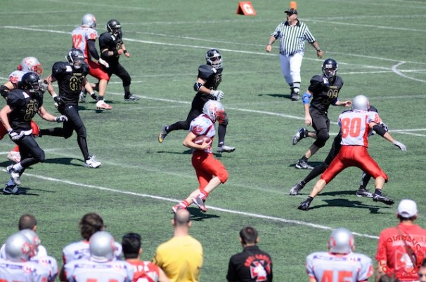 Crusaders Cagliari vs Dragons Salento, 48-0, 29 maggio 2011 161
