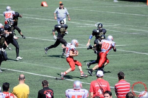 Crusaders Cagliari vs Dragons Salento, 48-0, 29 maggio 2011 162