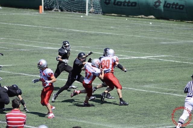 Crusaders Cagliari vs Dragons Salento, 48-0, 29 maggio 2011 163