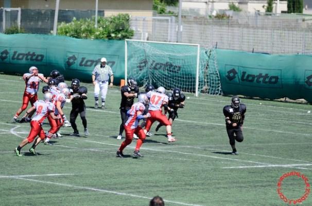 Crusaders Cagliari vs Dragons Salento, 48-0, 29 maggio 2011 173