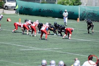 Crusaders Cagliari vs Dragons Salento, 48-0, 29 maggio 2011 176