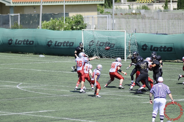 Crusaders Cagliari vs Dragons Salento, 48-0, 29 maggio 2011 182