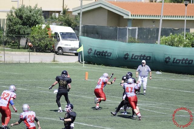 Crusaders Cagliari vs Dragons Salento, 48-0, 29 maggio 2011 185