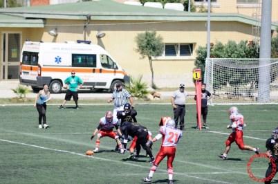 Crusaders Cagliari vs Dragons Salento, 48-0, 29 maggio 2011 186