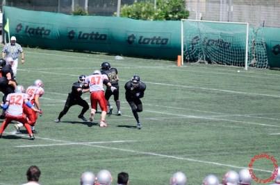 Crusaders Cagliari vs Dragons Salento, 48-0, 29 maggio 2011 188