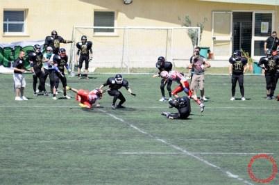 Crusaders Cagliari vs Dragons Salento, 48-0, 29 maggio 2011 192