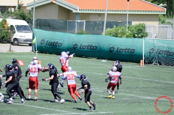 Crusaders Cagliari vs Dragons Salento, 48-0, 29 maggio 2011 195