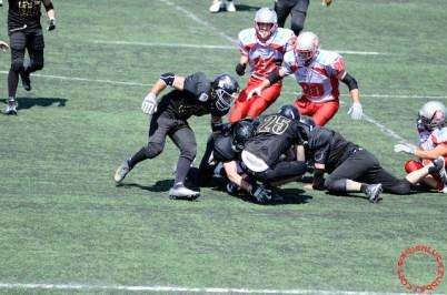 Crusaders Cagliari vs Dragons Salento, 48-0, 29 maggio 2011 203