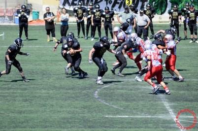 Crusaders Cagliari vs Dragons Salento, 48-0, 29 maggio 2011 209