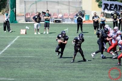 Crusaders Cagliari vs Dragons Salento, 48-0, 29 maggio 2011 210