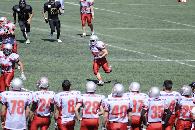 Crusaders Cagliari vs Dragons Salento, 48-0, 29 maggio 2011 218