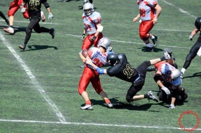 Crusaders Cagliari vs Dragons Salento, 48-0, 29 maggio 2011 221