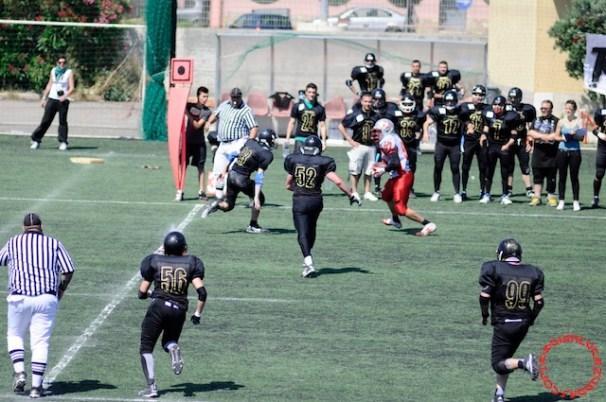 Crusaders Cagliari vs Dragons Salento, 48-0, 29 maggio 2011 227
