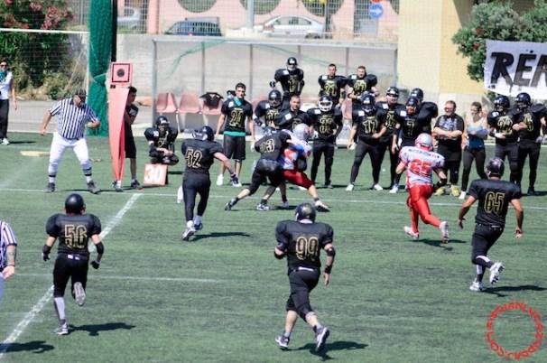 Crusaders Cagliari vs Dragons Salento, 48-0, 29 maggio 2011 228