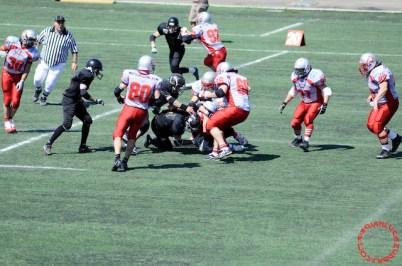 Crusaders Cagliari vs Dragons Salento, 48-0, 29 maggio 2011 234