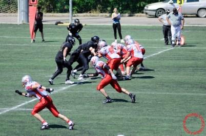 Crusaders Cagliari vs Dragons Salento, 48-0, 29 maggio 2011 242
