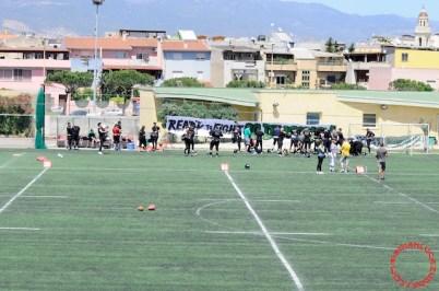 Crusaders Cagliari vs Dragons Salento, 48-0, 29 maggio 2011 25