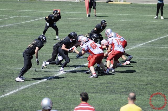 Crusaders Cagliari vs Dragons Salento, 48-0, 29 maggio 2011 251