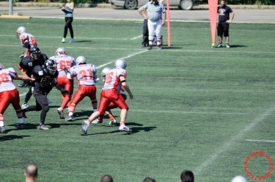 Crusaders Cagliari vs Dragons Salento, 48-0, 29 maggio 2011 252