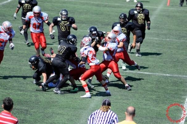 Crusaders Cagliari vs Dragons Salento, 48-0, 29 maggio 2011 261