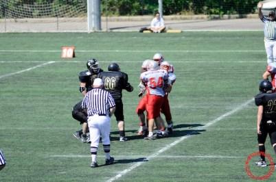 Crusaders Cagliari vs Dragons Salento, 48-0, 29 maggio 2011 267
