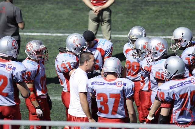 Crusaders Cagliari vs Dragons Salento, 48-0, 29 maggio 2011 270