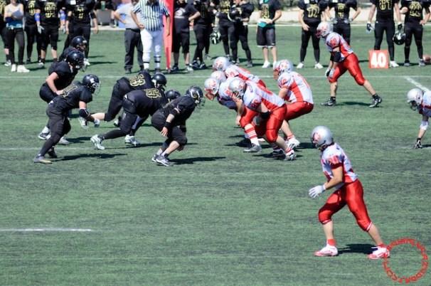 Crusaders Cagliari vs Dragons Salento, 48-0, 29 maggio 2011 272