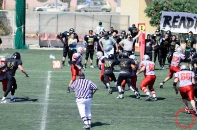 Crusaders Cagliari vs Dragons Salento, 48-0, 29 maggio 2011 275
