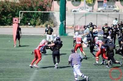Crusaders Cagliari vs Dragons Salento, 48-0, 29 maggio 2011 276