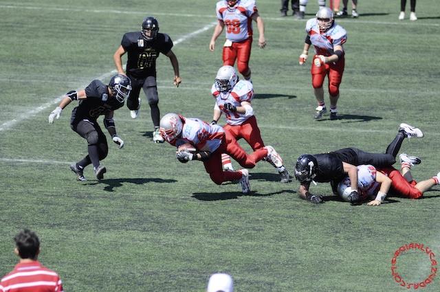Crusaders Cagliari vs Dragons Salento, 48-0, 29 maggio 2011 284