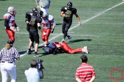 Crusaders Cagliari vs Dragons Salento, 48-0, 29 maggio 2011 285