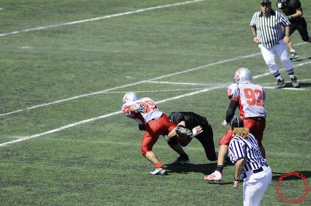 Crusaders Cagliari vs Dragons Salento, 48-0, 29 maggio 2011 292
