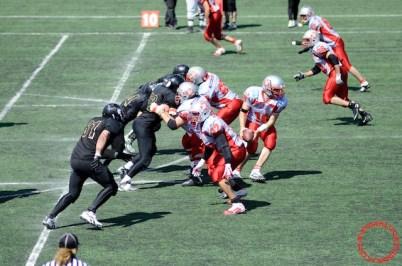 Crusaders Cagliari vs Dragons Salento, 48-0, 29 maggio 2011 297