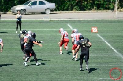 Crusaders Cagliari vs Dragons Salento, 48-0, 29 maggio 2011 300