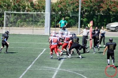 Crusaders Cagliari vs Dragons Salento, 48-0, 29 maggio 2011 301