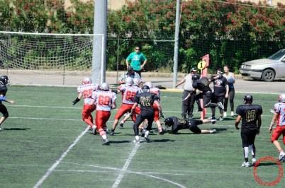 Crusaders Cagliari vs Dragons Salento, 48-0, 29 maggio 2011 302