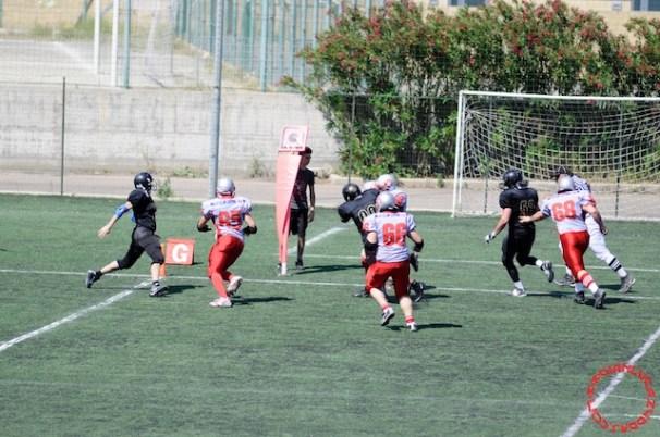 Crusaders Cagliari vs Dragons Salento, 48-0, 29 maggio 2011 304
