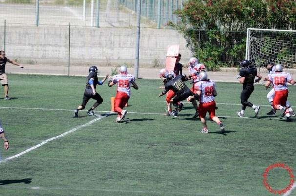 Crusaders Cagliari vs Dragons Salento, 48-0, 29 maggio 2011 305
