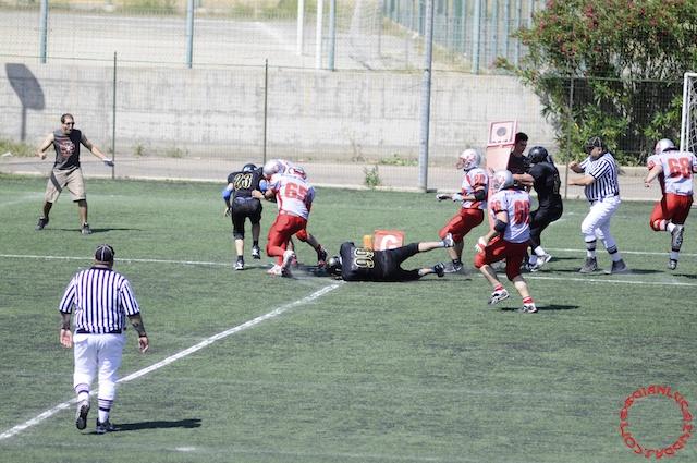 Crusaders Cagliari vs Dragons Salento, 48-0, 29 maggio 2011 306