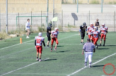 Crusaders Cagliari vs Dragons Salento, 48-0, 29 maggio 2011 311