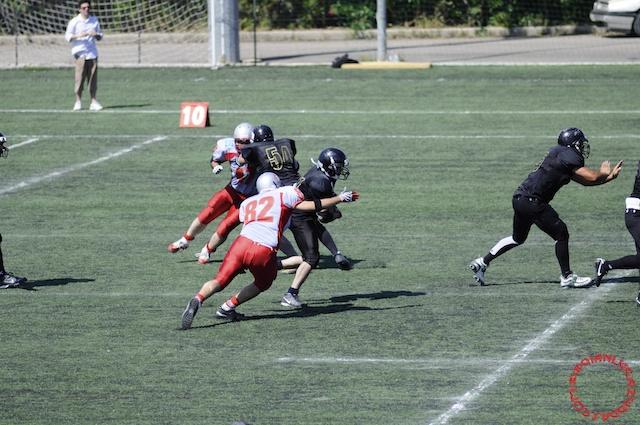 Crusaders Cagliari vs Dragons Salento, 48-0, 29 maggio 2011 325